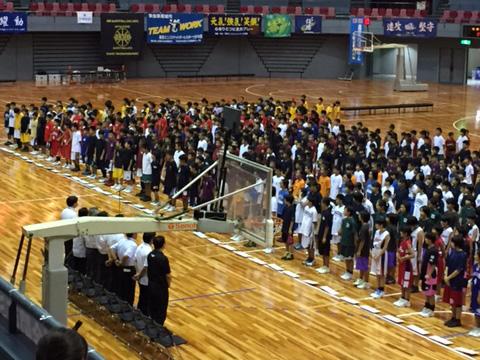 第39回全関西ミニバスケットボール交歓大会