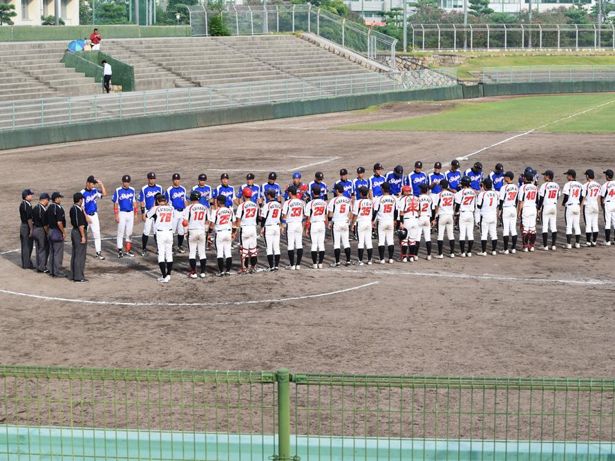 JABA広島大会 MSH対四国銀行2015.8.18