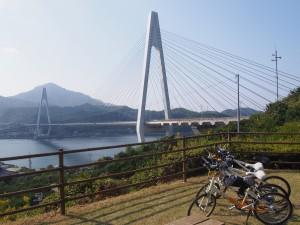 自転車の旅 inしまなみ海道