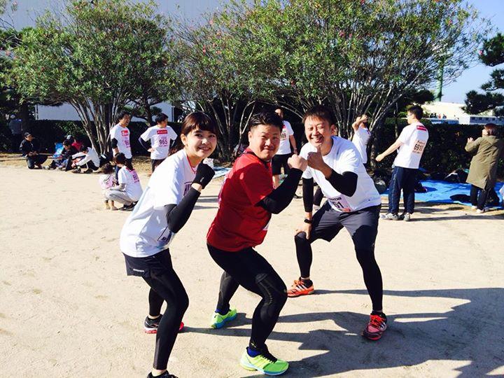 平和マラソン 2015年