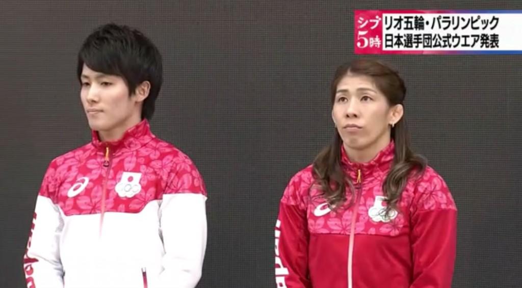 オリンピック公式ウェア決定!!