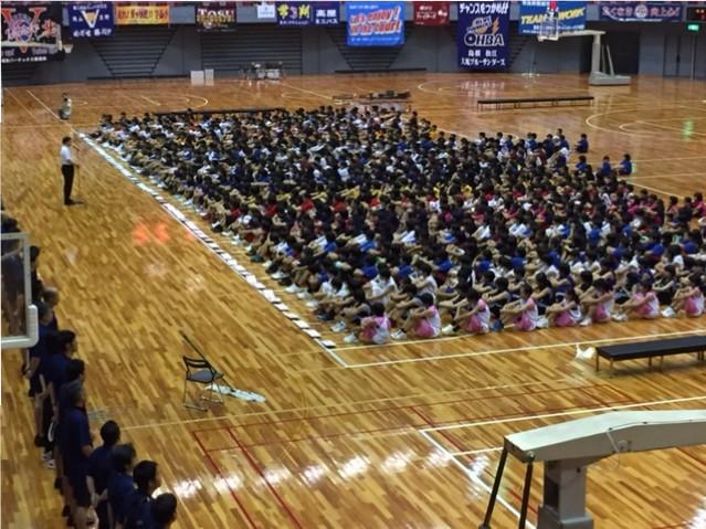 第40回全関西ミニバスケットボール交歓大会