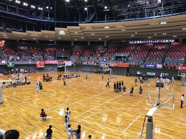 第41回全関西ミニバスケットボール交歓大会