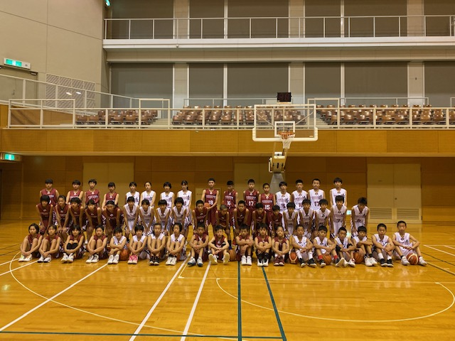 2019年度広島県U-12育成センター第3回練習会